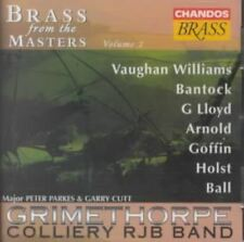 Chandos Brass Music CDs