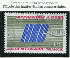 TIMBRE FRANCE OBLITERE N° 2145 ECOLE COMMERCIALE / Photo non contractuelle
