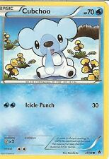 POKEMON B&W EMERGING POWERS - CUBCHOO 29/98