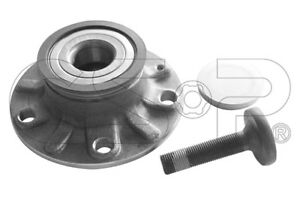 GSP Rear (1 Side) WHEEL BEARING & HUB ASSEMBLY & HUB NUT with abs (230082K)