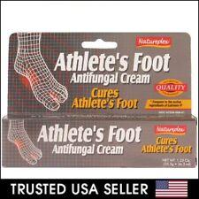 1% Clotrimazoloe Natureplex Antifungal Athlete's Foot Cream w/Aloe1.25oz 35.5g