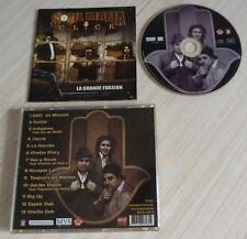 CD ALBUM LA GRANDE EVASION SOUL MAFIA CLICK 13 TITRES 2010