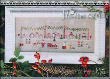 15% Off Madame Chantilly Counted X-stitch Chart - Le Village de Pere Noel