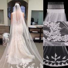 Accessoires cathédrale pour la mariée