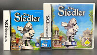 Spiel: DIE SIEDLER für den Nintendo DS + Lite + Dsi + XL + 3DS + 2DS