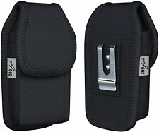 Agoz Rugged Cell Phone Pouch Belt Clip Holster for Samsung Galaxy S21 Ultra 5G