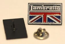 LAMBRETTA UK PIN (MBA 710)