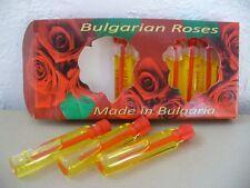 Set of 10 Vials Bulgarian Rose OIL, OTTO, ESSENCE, PERFUME - Total 20 ml