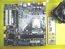 carte mere  ECS RC415ST-PM rev:1.0  RIO3   +  cpu E2160 c2d  skt 775