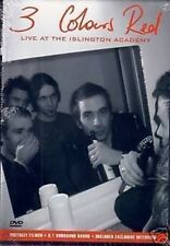 3 COLOURS RED live at the islington academy DVD Neu OVP