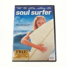 Soul Surfer DVD 2011 Helen Hunt Dennis Quaid Carrie Underwood