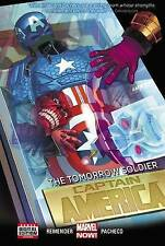 CAPTAIN AMERICA VOLUME 5: The Tomorrow Soldier : WH4#B : HB558 : NEW BOOK