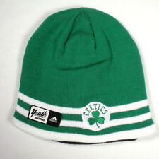 Boston Celtics TODDLER 2T-4T KIDS Adidas Reversible Knit Winter Beanie Ski Hat