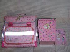 Prinzessin Lillifee Schulransen Schultasche + Papierkorb + Buch + Kissen