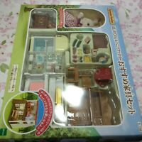 Sylvanian Families Calico Critters Se-158 Recommended furniture set 39586 JAPAN