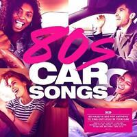 80s Car Songs [CD]