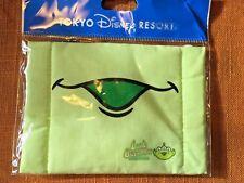 Tokyo Disney Resort Character Face Masks Toy Story Alien Little Green Man NIB