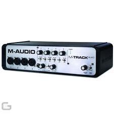 M-Audio Audio/MIDI-USB-Interfaces