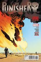 The Punisher #6 MARVEL COMICS COVER A 1st Print