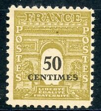 stamp / TIMBRE FRANCE NEUF N° 704 ** type A R C de TRIOMPHE