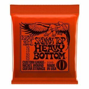 Ernie Ball Skinny Top Heavy Bottom 2215 10-52