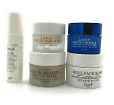 Fresh Moisturizer & Mask Skincare Set A $55 Value!