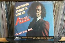 """7"""" Single Andres - Loving On Loving In, Live On / Please Come Back"""