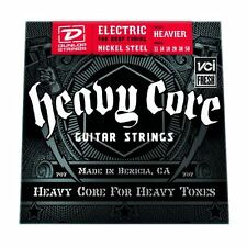 Dunlop 11-50 Heavier Core Nickel Wound Electric Guitar Strings Made in USA