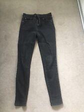 BARDOT ladies size 10 black skinny leg jeans