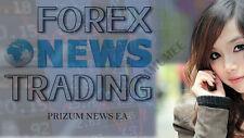 PRIZUM Professional NEWS  EA-  MT4 Forex Trading Expert Advisor