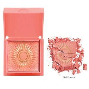 Benefit Galifornia Sunny Golden-Pink Blush Mini Blusher 2.5g - New - Free P&P