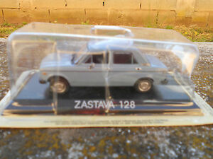 ZASTAVA 128 (FIAT 128) - Die cast 1/43 EUROPA DELL'EST