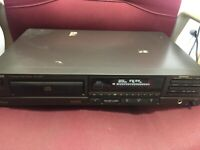 Vintage Technics Compact Disc CD Player Model SL-P370 COOL RETRO HOME STEREO