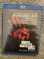 House on Haunted Hill (Blu-ray, 1999) Scream Factory Collector's Edition Gore