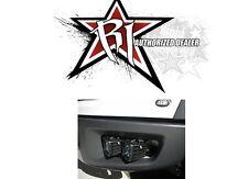 Rigid Industries Fog Light Brackets for 4 Dually Lights 10-13 Ford F150 Raptor