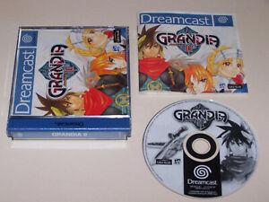 GRANDIA II 2 / Sega Dreamcast / UK PAL / English / Boxed & Complete / RPG