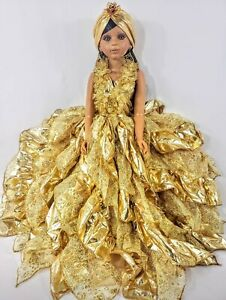 Oshun Doll, Muñeca, muneca Religion Yoruba Santeria Orishas Botanica on line