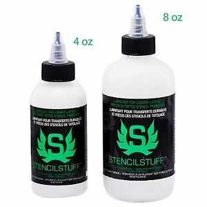 Stencil Stuff Tattoo Thermal Transfer Solution Application Green Stuff Soap Stay