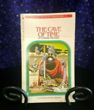 The Cave of Time by Edward Packard,Choose Your Own Adventure #1 Vintage 1982/1st