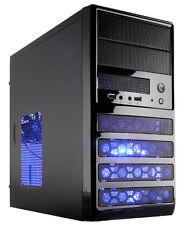 Custom AMD Quad-Core 3.7GHz 8GB 120GB HDMI USB3 WiFi Desktop PC Computer System
