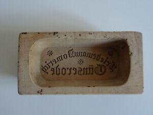 Antike Buttermodel aus dem thüringischen Kyffhäuserkreis Günserode