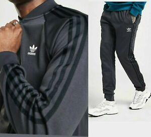 MED  adidas Originals MEN'S Adicolor Superstar  TRACKSUIT Jackets & Pants  LAST1