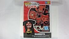 Funko Pop & Mini Pack - Teen Titans Go! Mammoth t-Shirt - size large