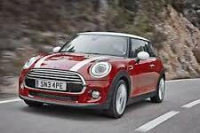 Bonnet Stripe Set White Genuine MINI F55 F56 Cooper S 51147365185 51147365186