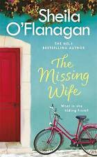 The Missing Wife, Good Condition Book, O'Flanagan, Sheila, ISBN 9781472210760