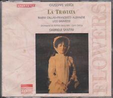 MARIA CALLAS VERDI LA TRAVIATA SANTINI 1993 ENTERPRISE FLOWERS 8011662900074