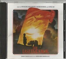 The Last Emperor by Ryuichi Sakamoto (CD, May-1995, Emi/Virgin)