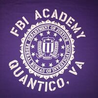 FBI Federal Bureau Of Investigation Soft Blanket Wall Hanging Flawed