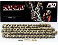 YZ SX-F KXF 450 250 Flo Motorsports 520 120 LINK GOLD MOTOCROSS CHAIN Dirtbike