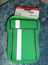 Nintendo New 3DS XL 2DS XL WARP PIPE Neoprene Icon Super Mario Bros. Carry Case